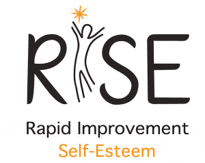 RISE® Self-Esteem Logo