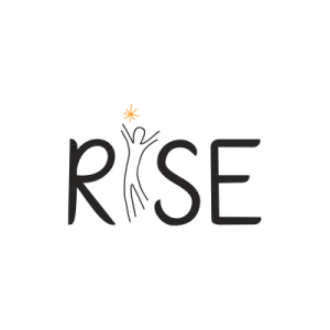 RISE self-esteem logo